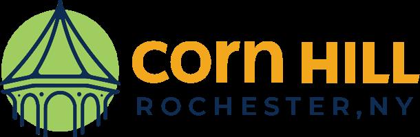 Corn Hill | Rochester, NY Logo