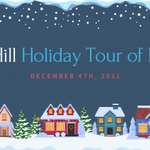 35th Annual Corn Hill Holiday Tour of Homes