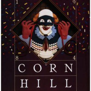 1984 Corn Hill Arts Festival Poster