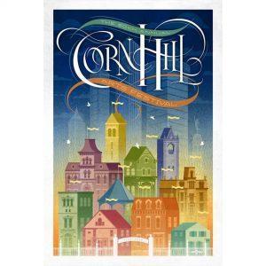2018 Corn Hill Arts Festival Poster