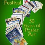 Corn Hill Arts Festival - 50 Years of Poster Art