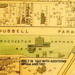 Corn Hill Orphanage Location 19th Century