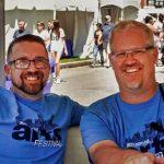 Jeff Holdsworth and Jake Bertch