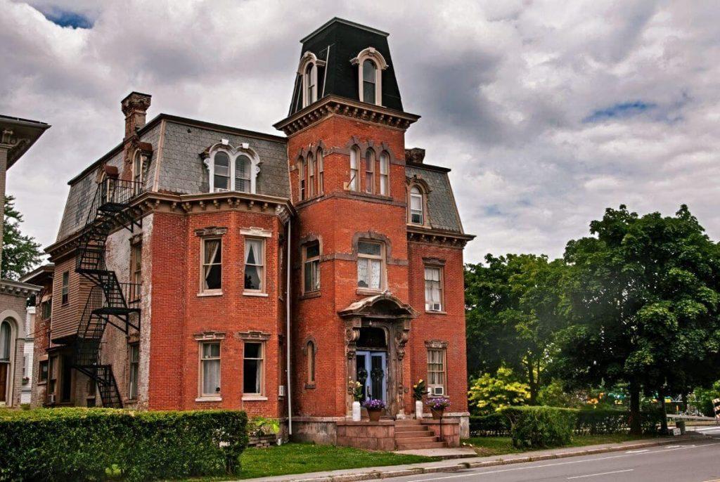 The Hart-Wiltsie house