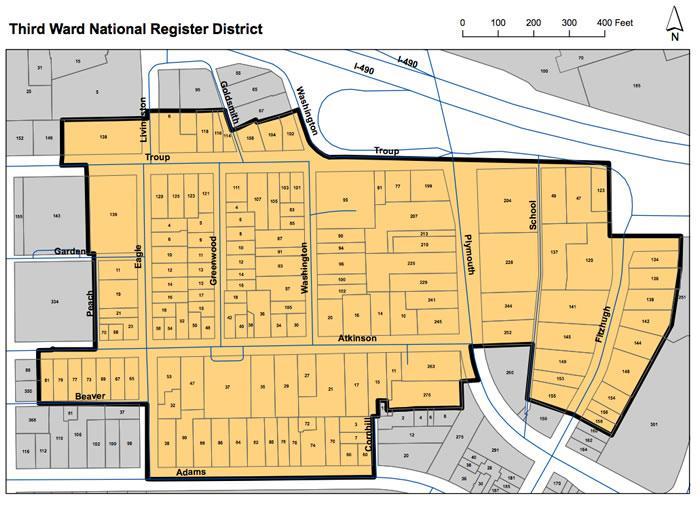 Third Ward National Register District
