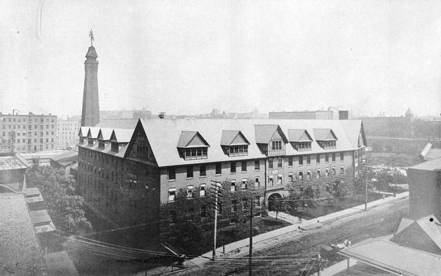 William S Kimball Tobacco-Factory