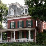 The Button House, Corn Hill, Rochester, NY