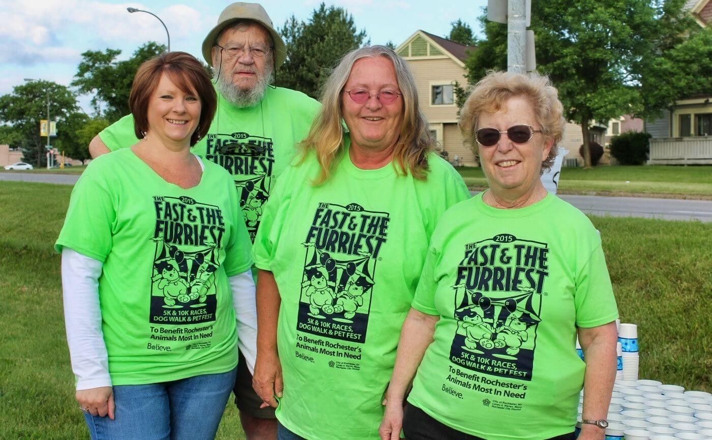 corn hill volunteers fast furriest
