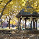 lunsford gazebo in fall