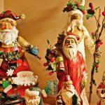holiday tour of homes figurines