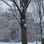 lunsford circle rectory winter
