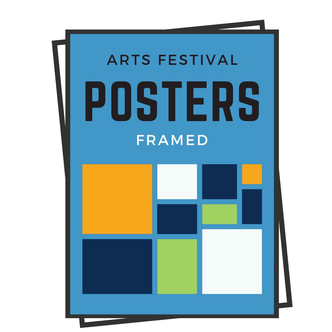 corn hill arts festival framed posters