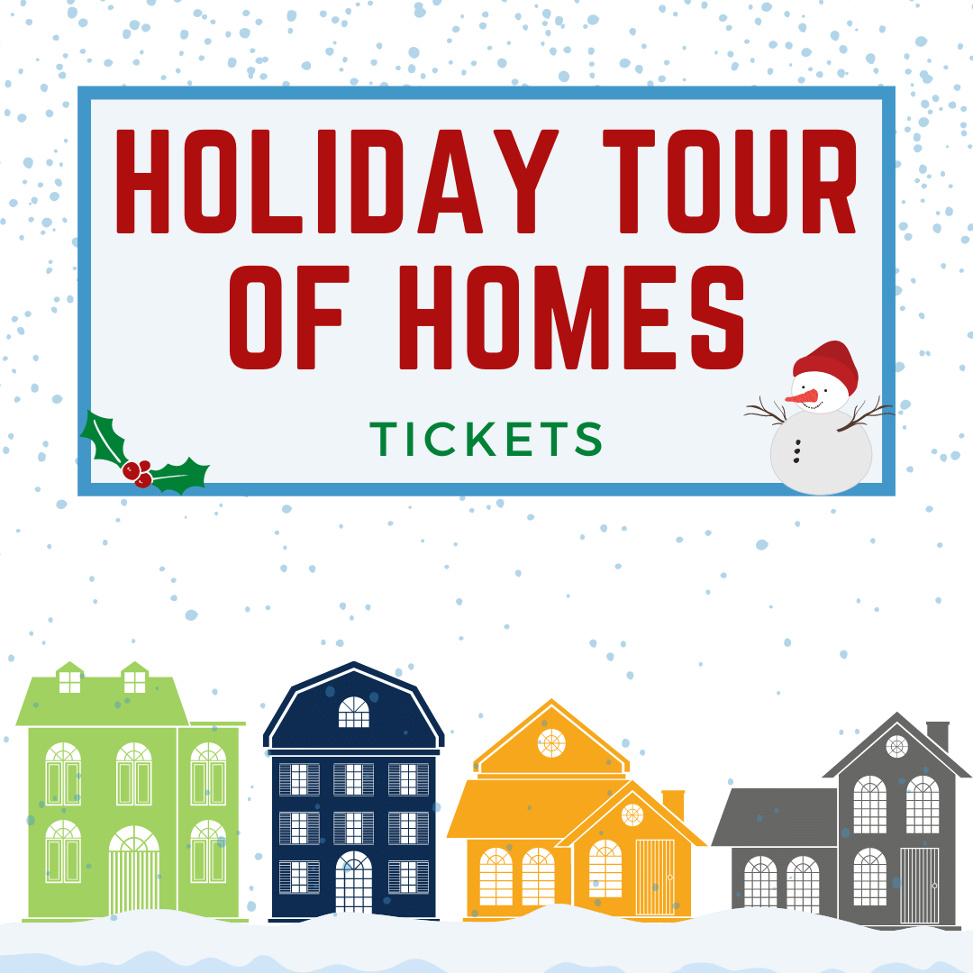 corn-hill holiday tour of homes tickets
