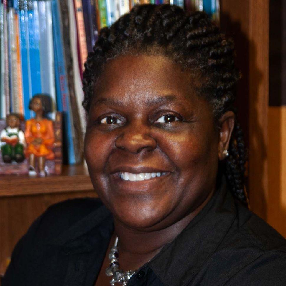 Deborah Washington, Principal, Nathaniel Rochester Middle School #3