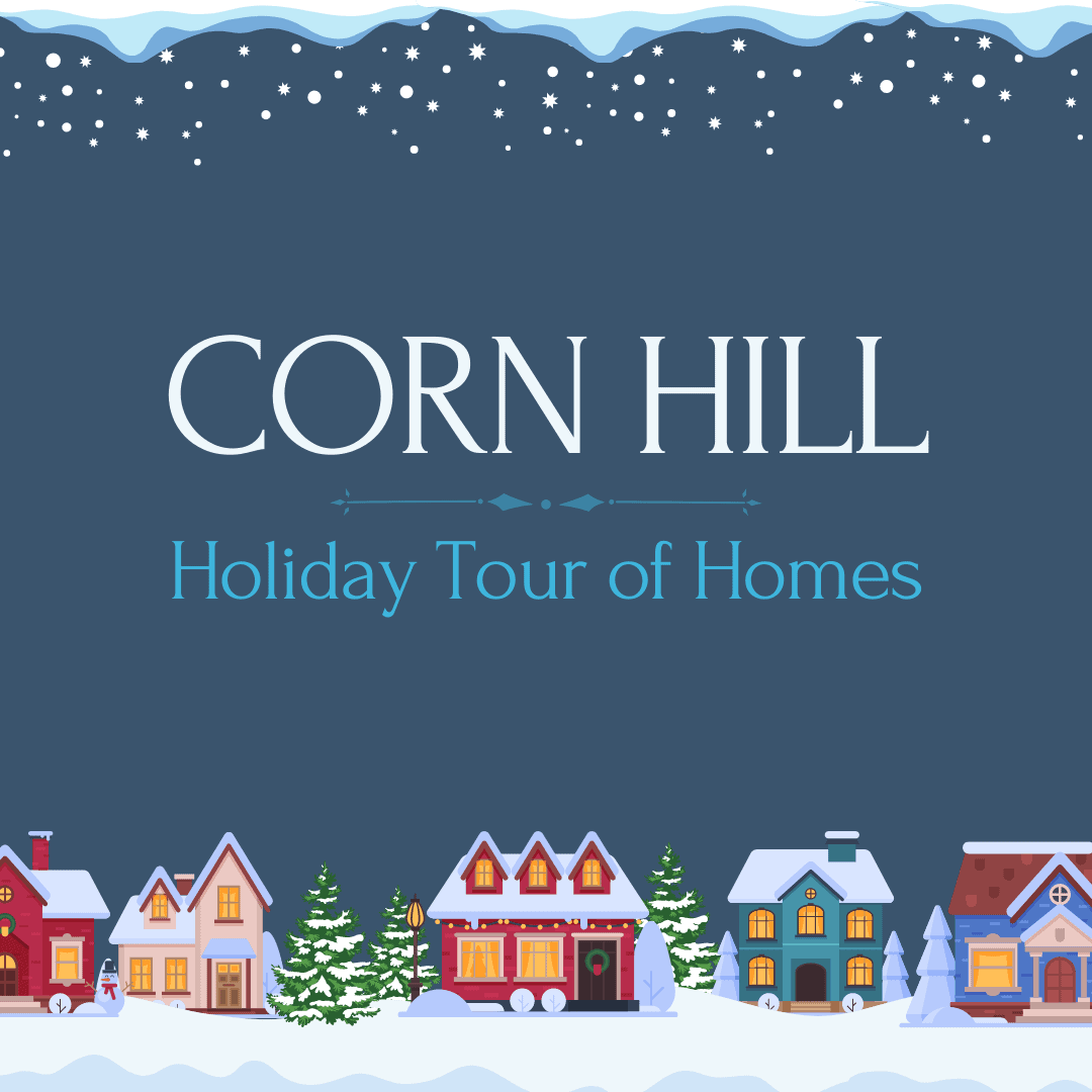 Corn Hill Holiday Tour of Homes