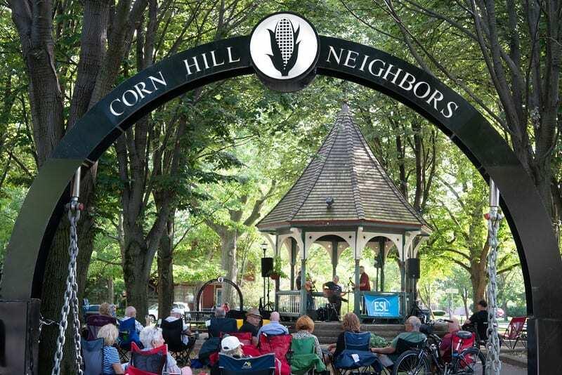 Corn Hill Gazebo Concert Series