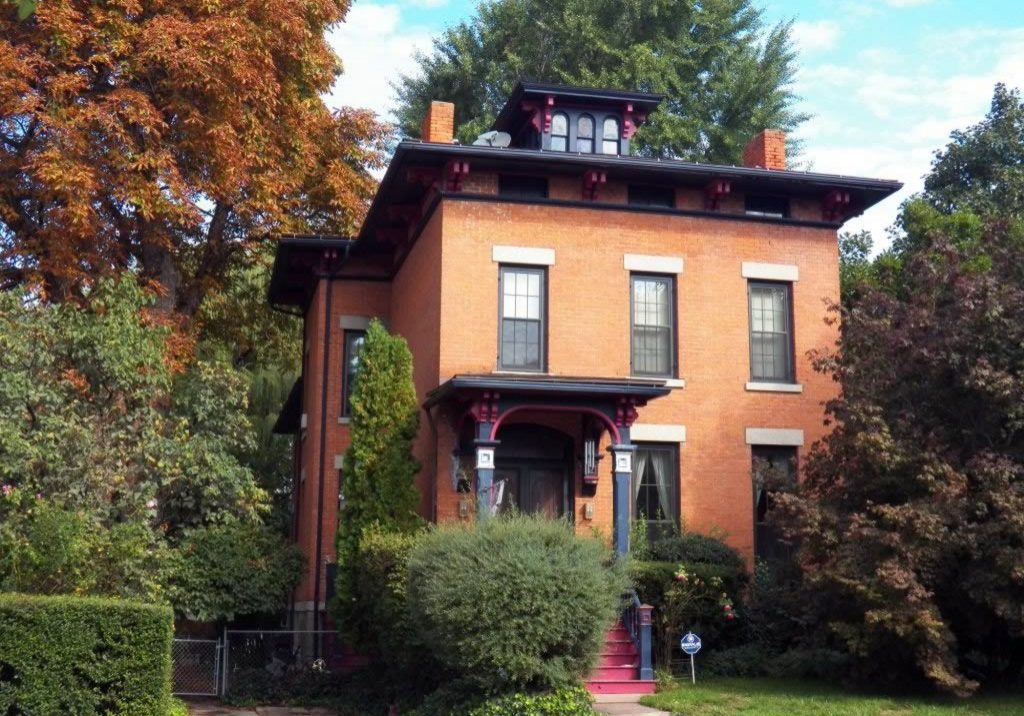 The Webster-Kirley House